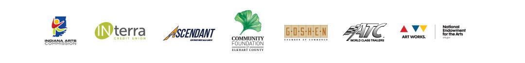 2018 River Bend Film Festival Sponsors • Goshen, Indiana