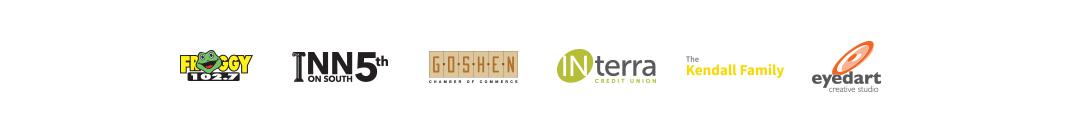 2019 River Bend Film Festival Partner Sponsors • Goshen, Indiana