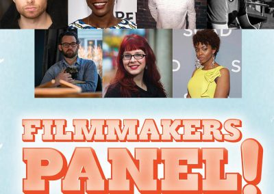 Coffee Talk • Filmmakers Panel