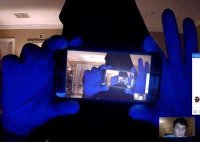 Feature Film • Unfriended: Dark Web
