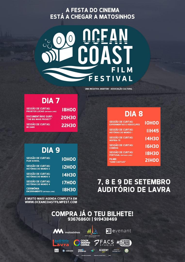 Ocean Coast Film Festival Lavra, Portugal