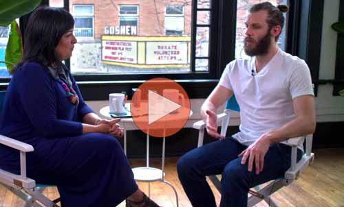 Chris Overton • River Bend Film Festival Interview