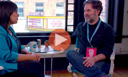 Stephen Susco • River Bend Film Festival Interview
