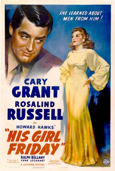Feature Film • His Girl Friday