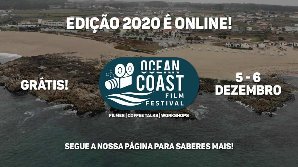 Ocean Coast Film Festival, Lavra, Portugal